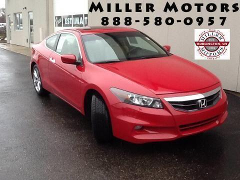 2011 Honda Accord 2 Door Coupe For Sale In Burlington