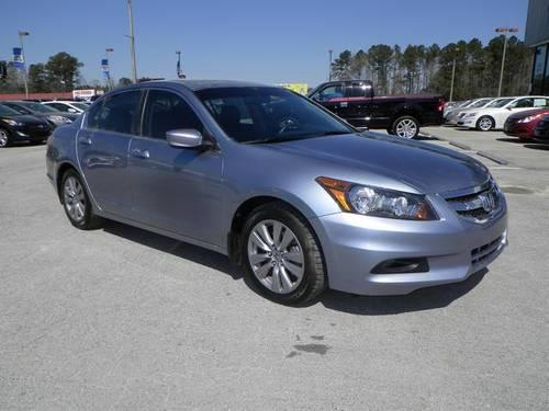 2011 Honda Accord 4d Sedan Ex L For Sale In Neuse Forest