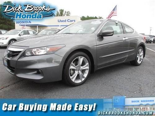 2011 Honda Accord Cpe 2dr Car Ex L For Sale In Greer