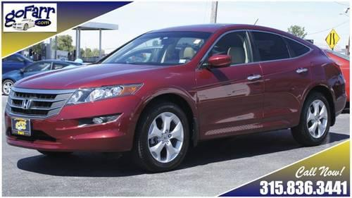 2011 honda accord crosstour ex l all wheel drive heated leather save for sale in glen park new. Black Bedroom Furniture Sets. Home Design Ideas
