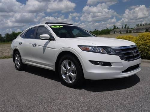 2011 Honda Accord Crosstour Hatchback Ex L With Navi
