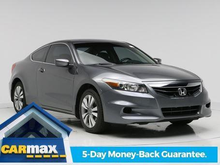 2011 Honda Accord EX-L EX-L 2dr Coupe