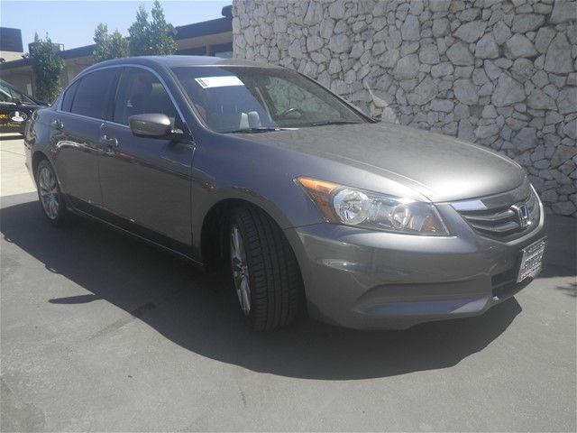 2011 Honda Accord EX-L EX-L 4dr Sedan