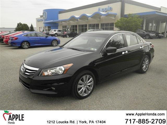 2011 Honda Accord Ex L V6 Ex L V6 4dr Sedan For Sale In