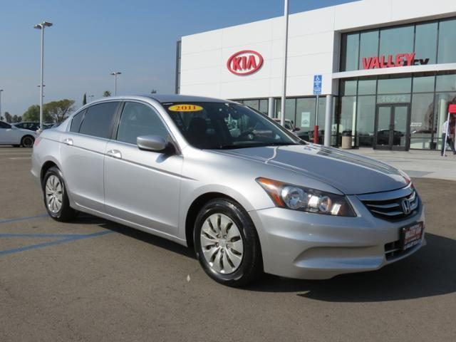 2011 Honda Accord LX LX 4dr Sedan 5A