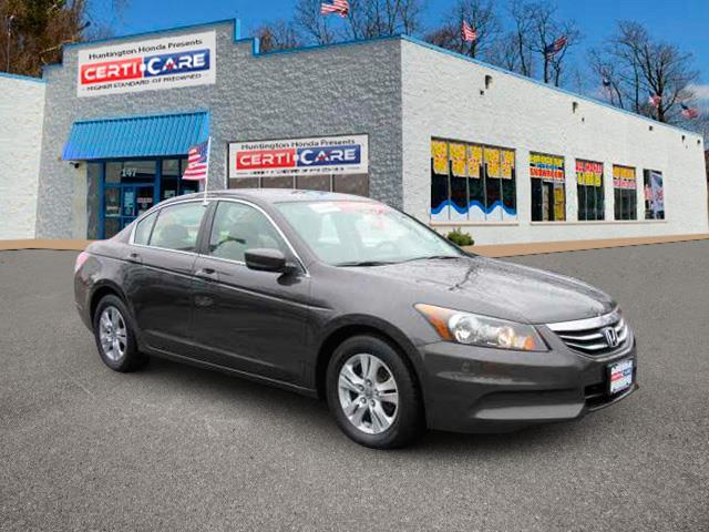 2011 Honda Accord LX-P LX-P 4dr Sedan