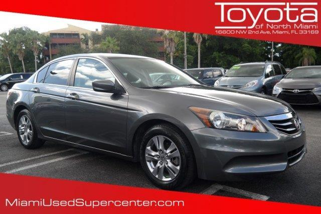 2011 Honda Accord Lx P Lx P 4dr Sedan For Sale In Miami