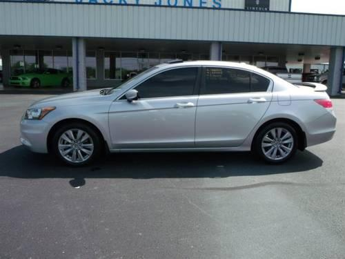 2011 honda accord sdn 4dr car ex l for sale in sweetwater for Honda accord 2011 for sale