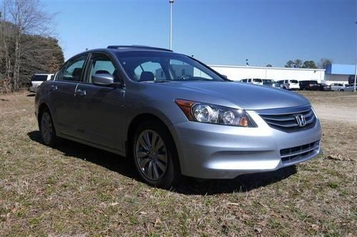 2011 honda accord sdn 4dr car ex l with sunroof 6 disc for Honda accord 2011 for sale