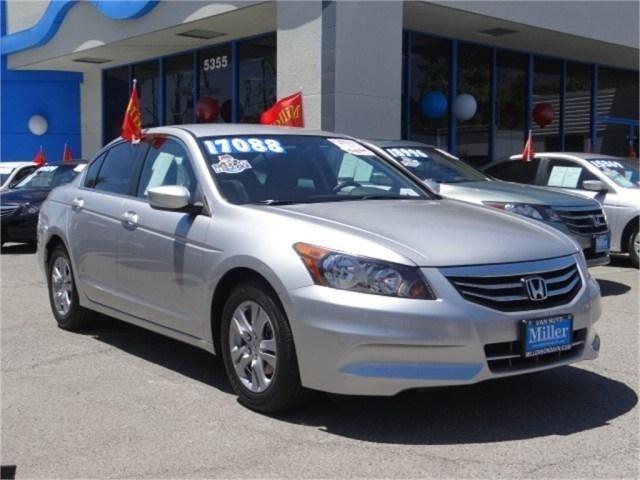 2011 Honda Accord Sdn Sedan 4dr I4 Auto Lx P For Sale In
