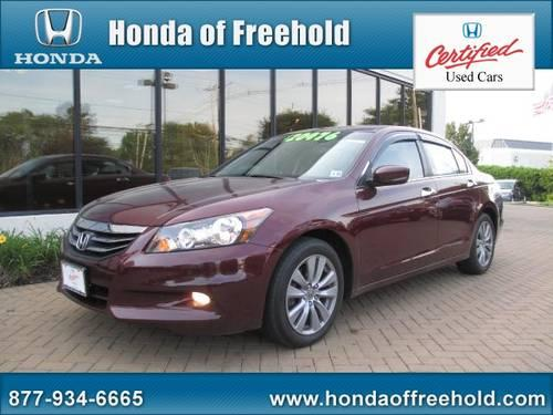 2011 Honda Accord Sdn Sedan 4dr V6 Auto Ex L For Sale In