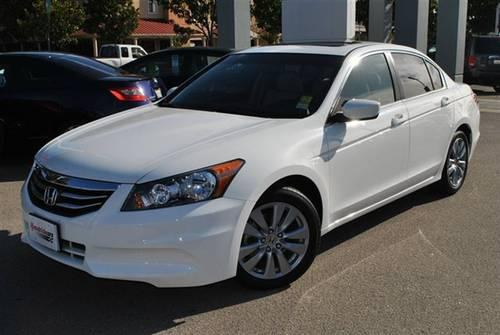 2011 Honda Accord Sedan EX L Sedan