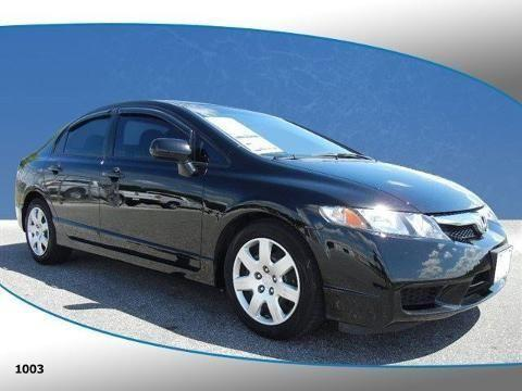 2011 honda civic 4 door sedan for sale in clermont. Black Bedroom Furniture Sets. Home Design Ideas