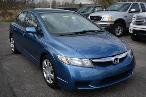 2011 honda civic 4 door sedan for sale in brooklyn. Black Bedroom Furniture Sets. Home Design Ideas