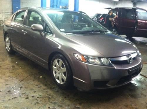 2011 honda civic 4d sedan lx for sale in flushing new for Paragon honda northern blvd