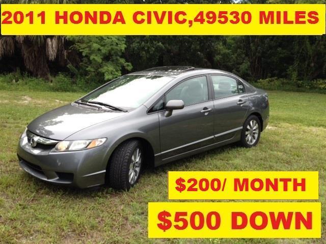 2011 Honda Civic For Sale In Port Charlotte Florida