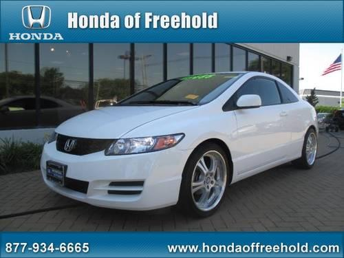 2011 honda civic cpe coupe 2dr auto lx for sale in east for Honda freehold nj