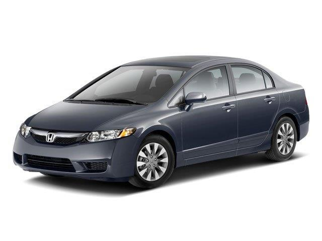 2011 Honda Civic EX-L EX-L 4dr Sedan 5A