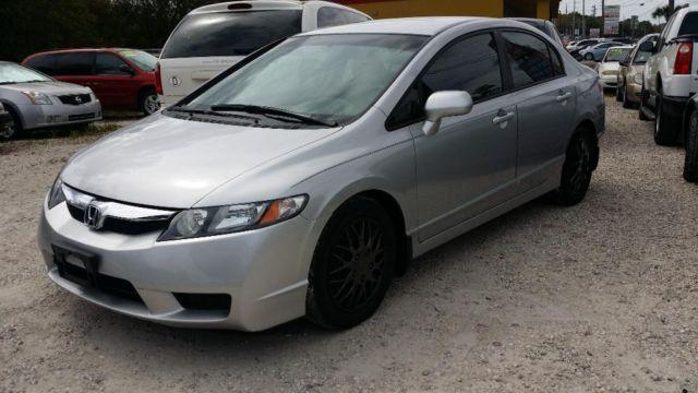 2011 HONDA CIVIC LX LOW MILES CASH CASH 51K MILES