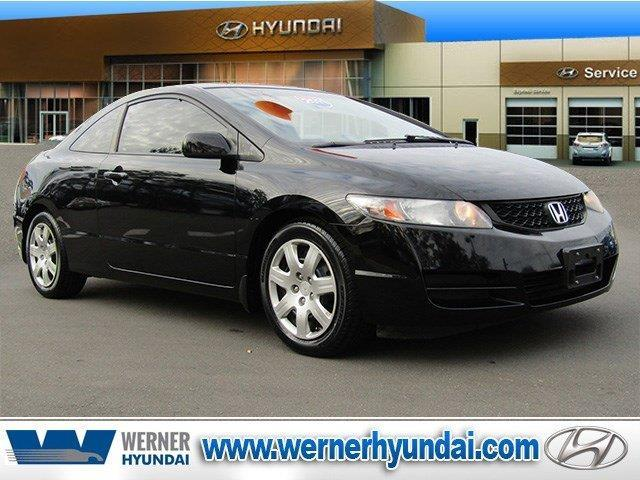 2011 Honda Civic LX LX 2dr Coupe 5A