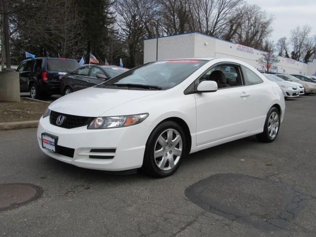 2011 Honda Civic LX LX 2dr Coupe 5A