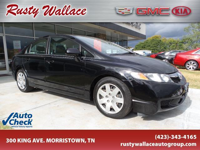 2011 Honda Civic LX LX 4dr Sedan 5A