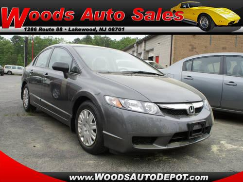 2011 honda civic sedan 4 door for sale in hulmeville. Black Bedroom Furniture Sets. Home Design Ideas