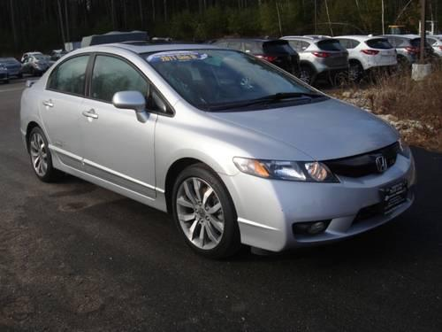 2011 honda civic si for sale in lunenburg massachusetts. Black Bedroom Furniture Sets. Home Design Ideas