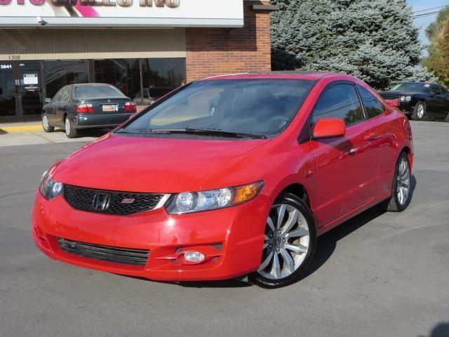 2011 honda civic si coupe for sale in west jordan utah classified. Black Bedroom Furniture Sets. Home Design Ideas