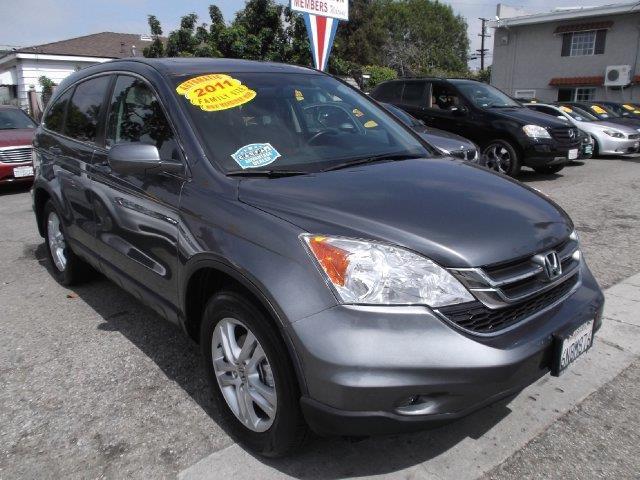 2011 Honda CR-V EX-L EX-L 4dr SUV