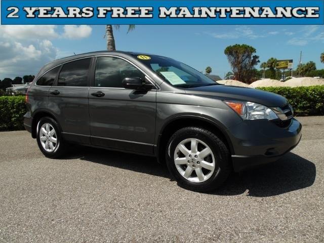 2011 Honda Cr V Se Awd Se 4dr Suv For Sale In Port Richey