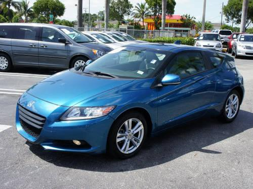 2011 honda cr z 3 dr hatchback ex for sale in miami florida classified. Black Bedroom Furniture Sets. Home Design Ideas