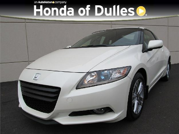 2011 honda cr z 3dr cvt ex for sale in sterling virginia classified. Black Bedroom Furniture Sets. Home Design Ideas