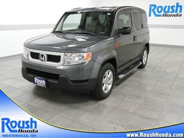 2011 honda element awd ex 4dr suv for sale in westerville ohio classified. Black Bedroom Furniture Sets. Home Design Ideas