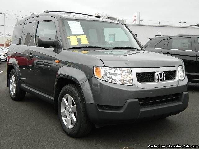 2011 Honda Element Ex 4wd For Sale In Lafayette Indiana