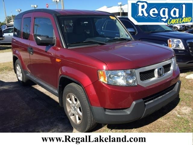 2011 Honda Element EX EX 4dr SUV