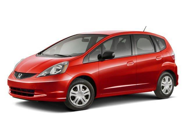2011 Honda Fit Base Base 4dr Hatchback 5A