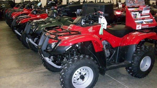 honda fourtrax recon trxtm  sale  saint johns michigan classified