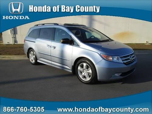 2011 Honda Odyssey Minivan Van 5dr Touring Elite For Sale