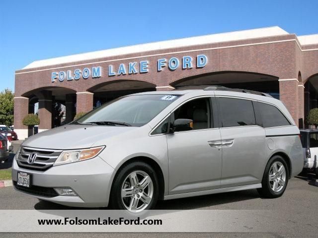 2011 Honda Odyssey Touring Elite Minivan For Sale In