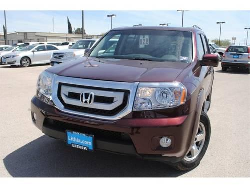 2011 honda pilot 4dr front wheel drive ex l w res ex l for sale in midland texas classified. Black Bedroom Furniture Sets. Home Design Ideas