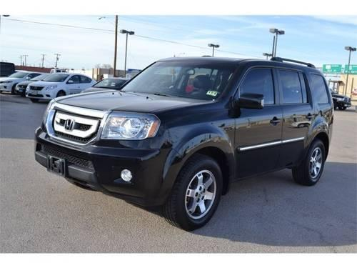 2011 honda pilot 4dr front wheel drive touring w res navi touring for sale in midland texas. Black Bedroom Furniture Sets. Home Design Ideas