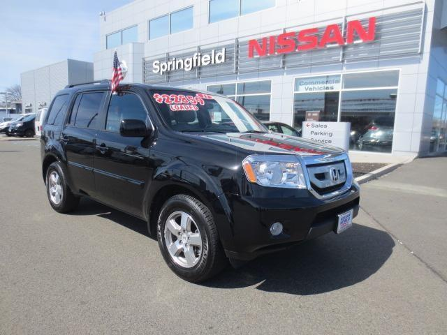 2011 honda pilot 4x4 ex l 4dr suv w navi for sale in springfield new jersey classified. Black Bedroom Furniture Sets. Home Design Ideas
