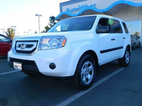 2011 honda pilot for sale in fremont california classified. Black Bedroom Furniture Sets. Home Design Ideas