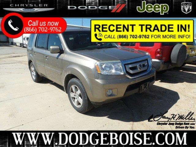 2011 Honda Pilot Ex 4x4 Ex 4dr Suv For Sale In Boise