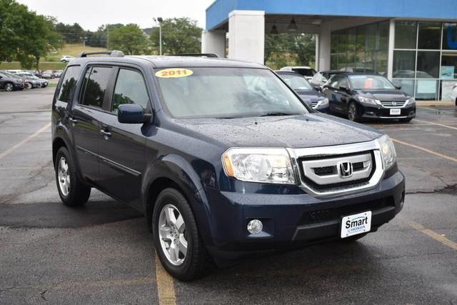 2011 honda pilot ex l 4x4 ex l 4dr suv for sale in des moines iowa classified. Black Bedroom Furniture Sets. Home Design Ideas
