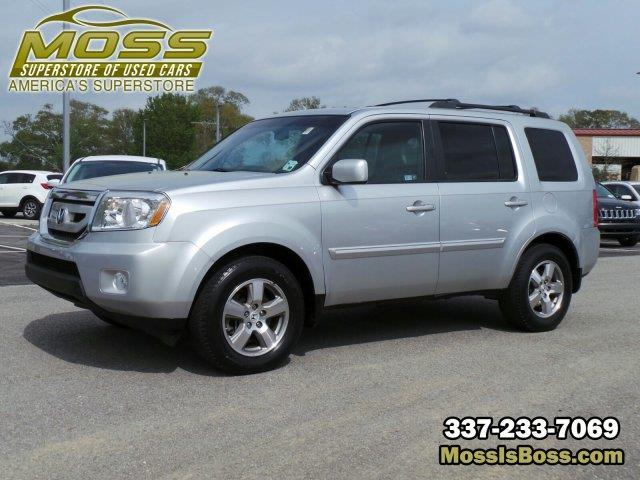 2011 honda pilot ex l ex l 4dr suv for sale in lafayette louisiana classified. Black Bedroom Furniture Sets. Home Design Ideas