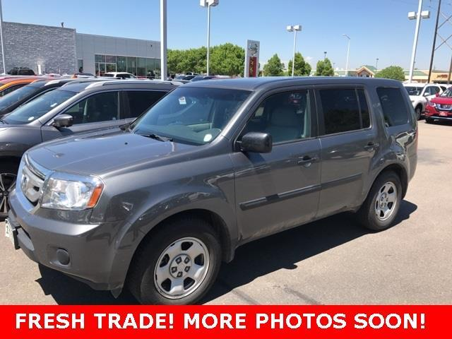 2011 honda pilot lx 4x4 lx 4dr suv for sale in longmont colorado classified. Black Bedroom Furniture Sets. Home Design Ideas