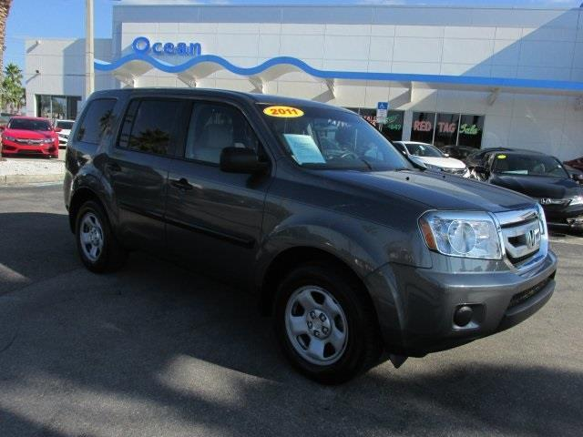2011 honda pilot lx lx 4dr suv for sale in port richey florida classified. Black Bedroom Furniture Sets. Home Design Ideas