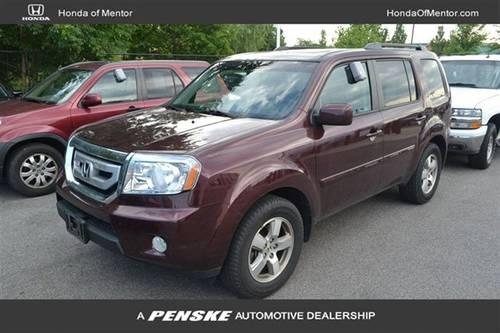 2011 Honda Pilot Suv 4wd 4dr Ex L 4x4 Suv For Sale In